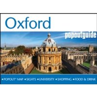 Oxford PopOut Guide : Handy pocket size Oxford city guide with pop-up Oxford city map