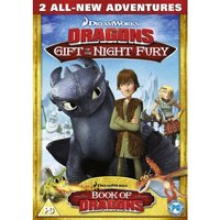 Dreamworks Dragons: Gift of the Night Fury - Two All New Adventures DVD