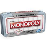 Road Trip Monopoly Travel Board Game