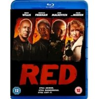 Red Blu-ray