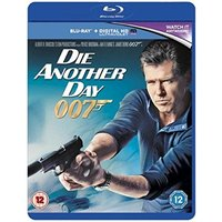 Die Another Day Blu-ray & UV Copy