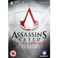 Assassin's Creed Revelations Collector's Edition PS3 Game