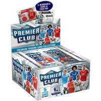 Image of Topps Premier League Club Trading Cards 2016 (50 Packs)