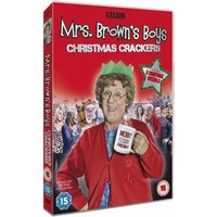 Mrs Brown's Boys Christmas Crackers DVD