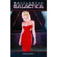 New Battlestar Galactica Volume 1 HC