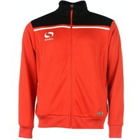 Sondico Precision Walk Out Jacket Youth 11-12 (LB) Red/Black