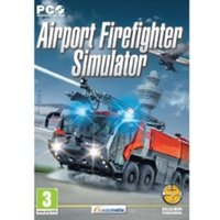 Airport Firefighter Simulator Game