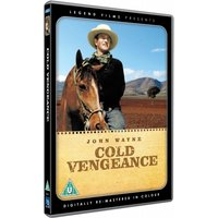 Cold Vengeance DVD