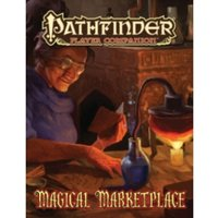 Pathfinder Player Companion: Magical Marketplace