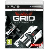 GRID 3 Autosport Black Edition PS3 Game