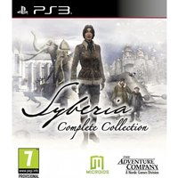 Syberia Complete Collection Game
