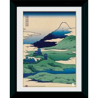 Doctor Who Japan Framed Photographic Print