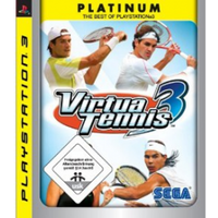 Virtua Tennis 3 Game
