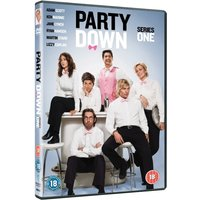 Party Down Series 1 DVD
