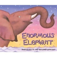 African Animal Tales: Enormous Elephant