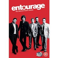 Entourage - Complete Series 4 DVD