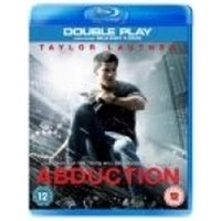 Abduction Double Play Blu-ray and DVD