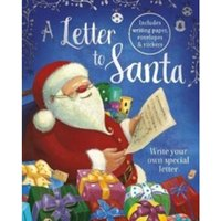 A Letter to Santa : Write Your Own Special Letter