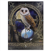 Large Spell Keeper Canvas Picture by Lisa Parker
