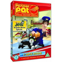 Postman Pat Special delivery service DVD