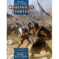 A Song of Ice and Fire Chronicle Starter Sourcebook
