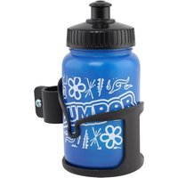 Bumper Bottle and Cage set Blue