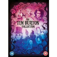 The Tim Burton Collection DVD