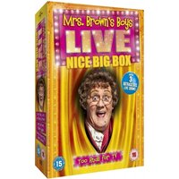 Mrs. Brown's Boys Live Nice Big Box DVD
