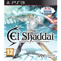 El Shaddai Ascension Of The Metatron Game