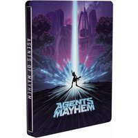 Ex-Display Agents Of Mayhem Day One Steelbook Edition PS4 Game Used - Like New