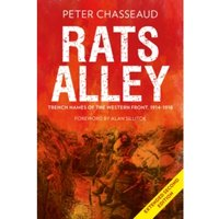 Rats Alley : Trench Names of the Western Front, 1914-1918