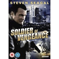 Soldier Of Vengeance DVD