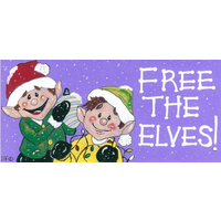 Free The Elves Pack Of 12
