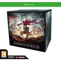 Darksiders III The Collector's Edition Xbox One Game