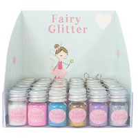 Box of 36 Fairy Glitter bottles