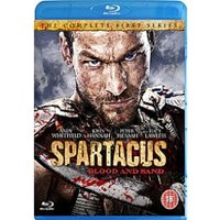 Spartacus Blood And Sand Series 1 Blu-ray