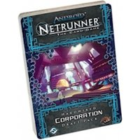 Android Netrunner Hardwired Corporation Draft Deck