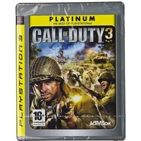 Call of Duty 3 Game (Platinum)