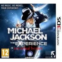 Michael Jackson The Experience Game 3DS