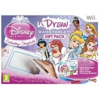 uDraw Tablet Including Disney Princess and uDraw Studio Game Wii (Bagged)