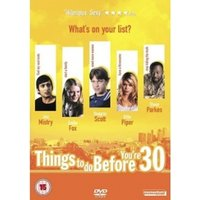Things To Do Before Your 30 DVD