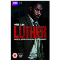 Luther Series 1 DVD