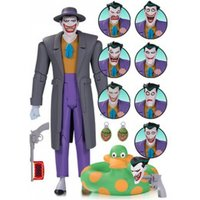 Joker (Batman Animated) Expressions Pack Action Figure