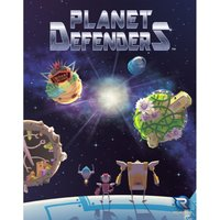Planet Defenders Board Game