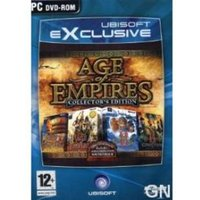 Age Of Empires Collectors (Limited) Edition Game