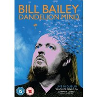 Bill Bailey Live Dandelion Mind DVD