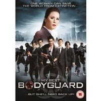 My Best Bodyguard (Rental) DVD