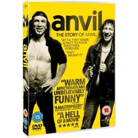 Anvil The Story of Anvil DVD