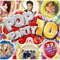 Pop Party 10 - Various Artists CD