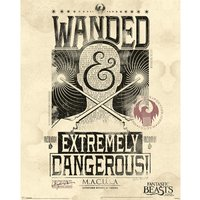 Fantastic Beasts - Extremely Dangerous Mini Poster